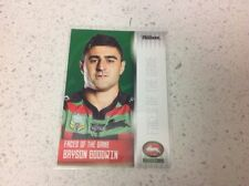 South Sydney Rabbitohs Modern (1970-Now) Era Single NRL & Rugby League Trading Cards