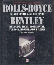 ROLLS ROYCE SILVER SPIRIT CILINDRICI Bentley Mulsanne Brooklands Turbo BOBBITT firmato
