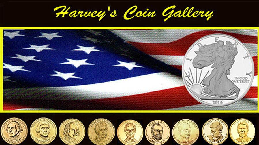 Harvey's Coin Gallery