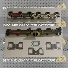 1051738 105-1738 Exhaust Manifold with Gaskets for CAT 3116 Caterpillar 1136200