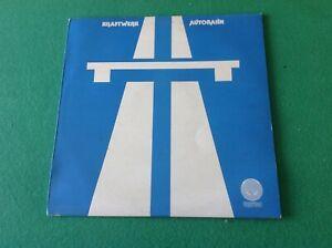 Kraftwerk – Autobahn Vinyl LP 1974