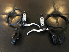 Shimano Deore XT BR/BL-M775 Hydraulic Disc Brake Set