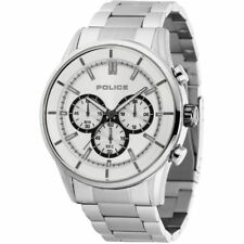 Police Watch Mens Chronograph Rush PL.15001JS/04M NEW