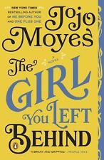 The Girl You Left Behind: A Novel paperback book by  Jojo Moyes FREE SHIPPING