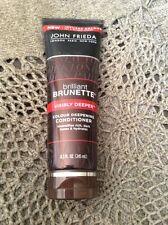 John Frieda Brilliant Brunette Deepening Conditioner