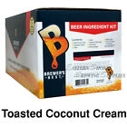 Brewer's Best 5 Gallon Beer Making Recipe Kit -Toasted Coconut Cream Ale