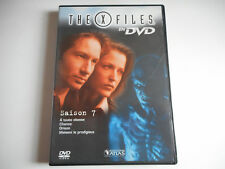 DVD - THE X FILES N° 38 SAISON 7 / 4 EPISODES 5, 6, 7, 8 - EDITIONS ATLAS