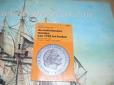 Mevius:1984  Speciale catalogus van de nederlandse munten van 1795 tot heden