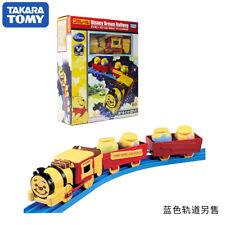 Tomy Disney Dream Railway Plarail Winnie The Pooh Honey Cargo Locomotive Train