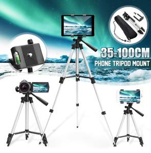 Extendable 36-100cm Tripod Stand Holder for Camera Phone Holder