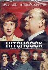 DVD - HITCHCOCK - Anthony Hopkins - Helen Mirren - Scarlett Johansson