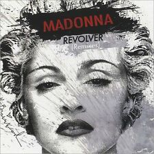 MADONNA - REVOLVER REMIXES - CD SINGLE NEW UNPLAYED 2010 EUROPE