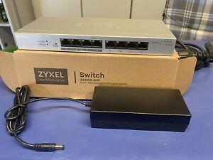zyxel switch