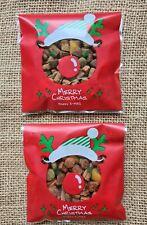 Christmas Eve Stocking Filler Cat Treat Kitten Gift Xmas Pet Food Decoration Bag