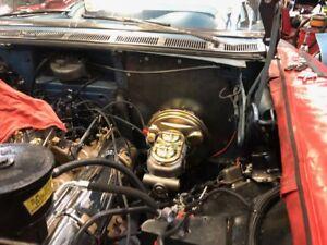 1958 Oldsmobile Power Brake Conversion Master Cylinder Booster 98 58 Olds