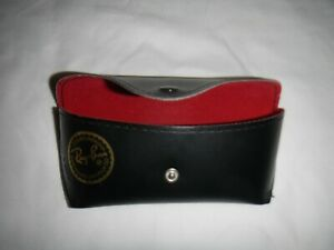 Ray Ban Black Sunglass Case Only
