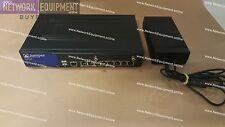 Juniper Networks SRX210H-POE SRX services gateway 2 x GE + 6 x FE ports srx210