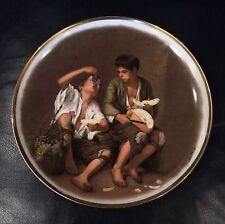 JWK Western Germany Fine Porcelain Portrait Plate