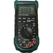 Handheld Digital Auto/Manual Electrical Meter Mastech MS8268 Multimeter Range
