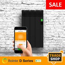 Rointe D Series DIB0330RAD - Delta 330w Oil-Filled Electric Radiator & Wifi