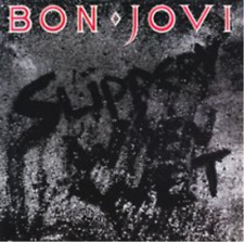 Bon Jovi-Slippery When Wet  CD / Remastered Album NEW