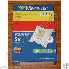 Philips Mobilo, Electrolux Excellio Synthetic High Filtration Vacuum Bags # 1800