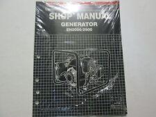 1999 Honda EN2000 EN2500 Generator Service Repair Shop Manual OEM Book New