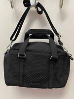 Vera Bradley Iconic 100 Handbag Classic Black 24352-081 NWT MSRP $110