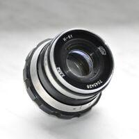 INDUSTAR 61 2,8/52 OBJEKTIV M39 RAR sowjetische Lens Linse Industar 61 - 1A
