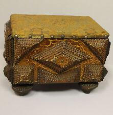 Tramp Art Box Ebay