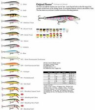 RAPALA FLOATING 3 CM HOT TIGER RAPF03HT