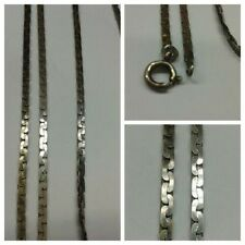 Long Silver Chain 925 Silver Silver Jewellery Silver Necklace 90 cm long