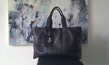 """S.T. Dupont 24 h shopping Bag Tasche aus der """"Nocturne""""-Kollektion schwarz"""
