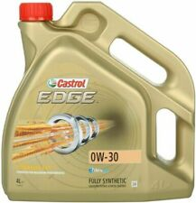 Castrol Edge 0W30 C3 Fully Synthetic Engine Oil 4 Litre 4L