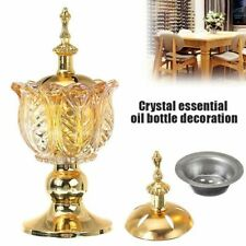Arabian Incense Holder Bakhoor Oil Incenses Bottle Decor Home Desk Crafts Tools