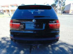 BMW X5 TAILGATE STRUTS PAIR, E70, 03/07-08