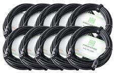 Pronomic Cable de micrófono XFXM-10  XLR 10 m  (10 cables)