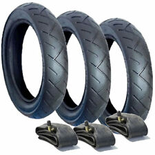 SET OF  TYRES FOR QUINNY FREESTYLE PUSHCHAIRS 12 1/2 X 2 1/4 - FREE 1ST CLASS