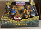 Masters Of The Universe Classics Snake Men 2-pack MIB For Sale