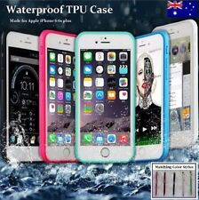 Apple Silicone/Gel/Rubber Transparent Mobile Phone Cases, Covers & Skins for iPhone 6