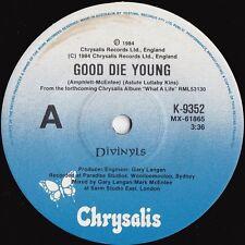 Divinyls ORIG OZ 45 Good die young EX '84 New wave RockChrissie Amphlett