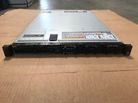 Dell PowerEdge R630 BareBone 8BAY Rack Server Motherboard FAN H730p 2x 750W