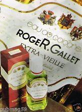 Publicité advertising 1979 Eau de Cologne Jean Marie Farina Roger & Gallet