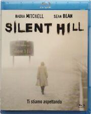 Blu-ray Silent Hill con Radha Mitchell e Sean Bean 2006 Usato
