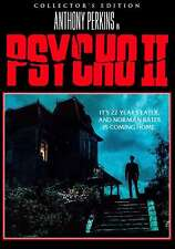 New: Psycho Ii (Collector's Edition) Widescreen Dvd
