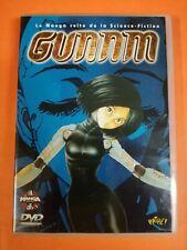 DVD Manga - GUNNM - Science-fiction Comme Neuf - Yooplay