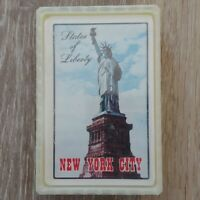 Brand New Vintage Statue of Liberty New York Playing Cards
