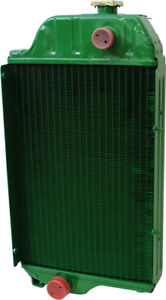 AR65715 Radiator for John Deere 1520 2020 2030 2440 2630 2640 ++ Tractors