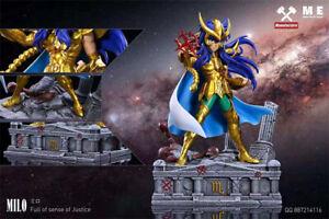 MF Studio Saint Seiya Gold Zodiac Scorpio Milo Resin Figure GK Statue Model Toys