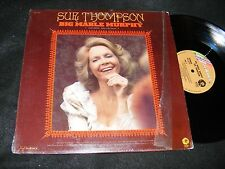 Country Rarity SUE THOMPSON Big Mable Murphy MGM In Shrinkwrap LP Original 1975